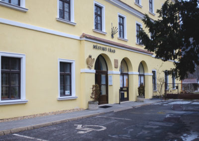 Městský úřad Moravský Krumlov