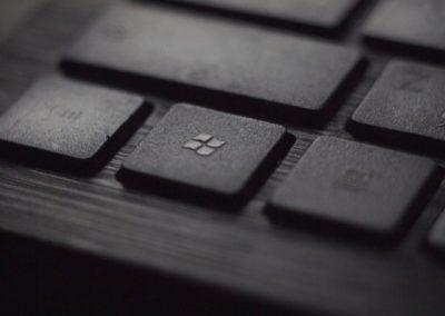 Příklad 4: Dialog o flexibilitě – Microsoft